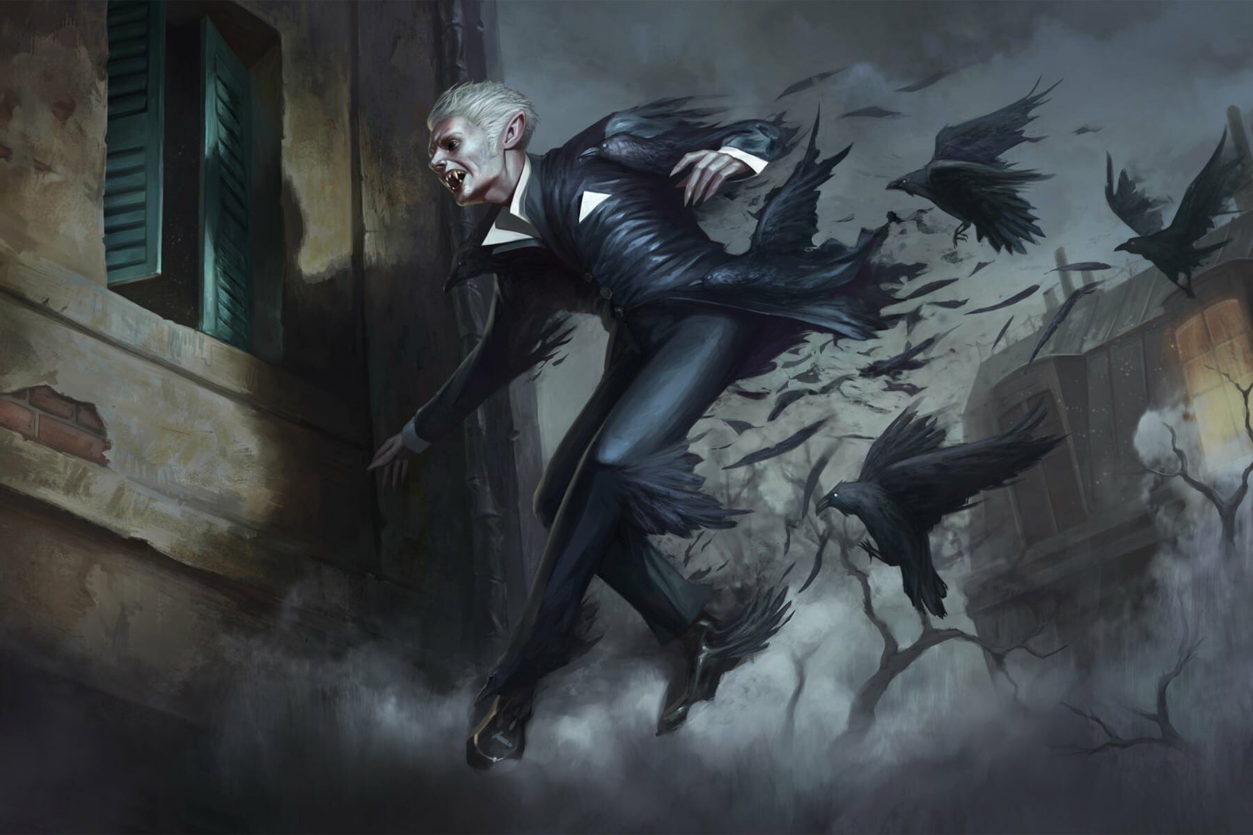 The Monstrous Other and Virtual Vampires Transgressions