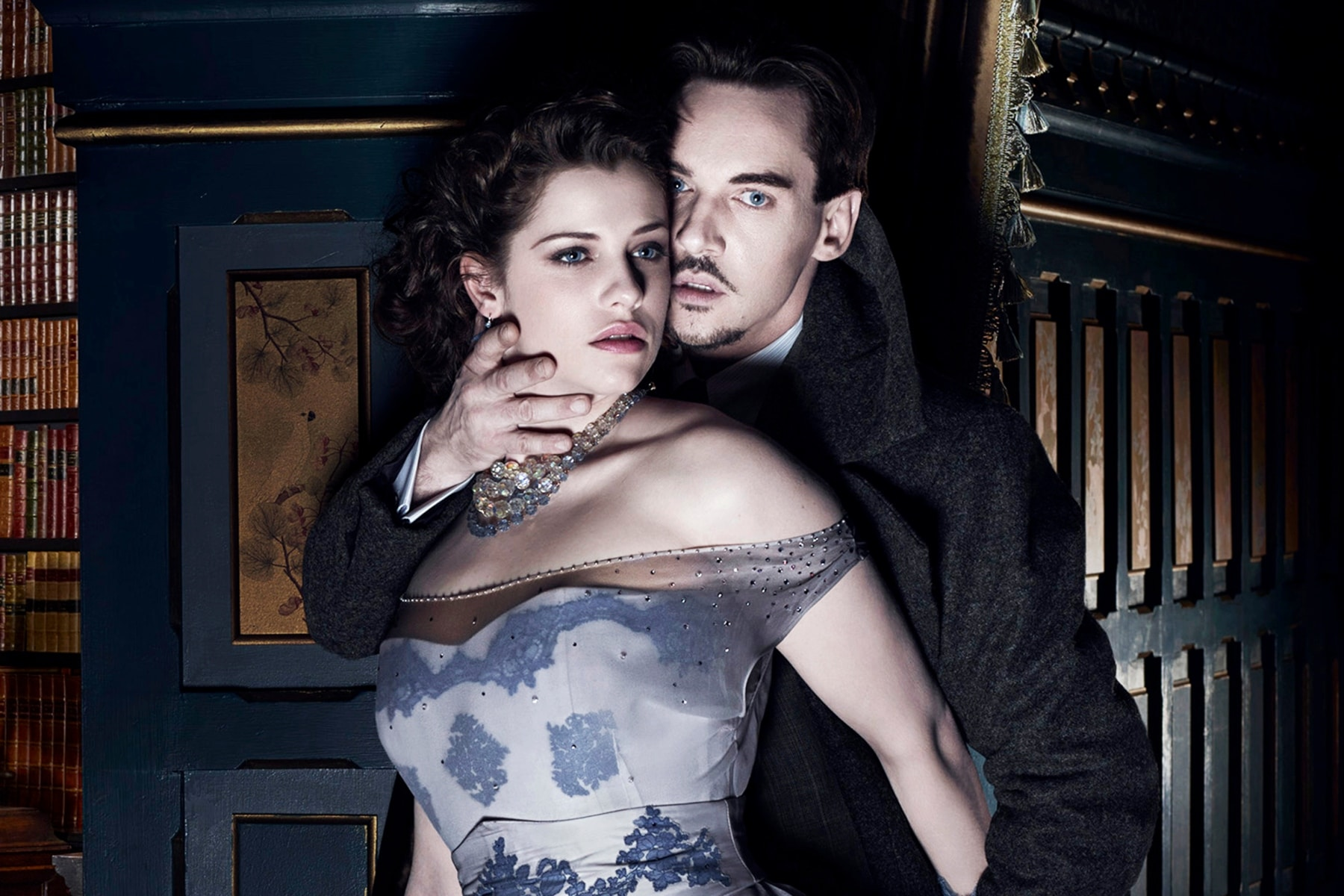 The Neo-Gothicism in 'Dracula', and 'Ripper Street' Television Series
