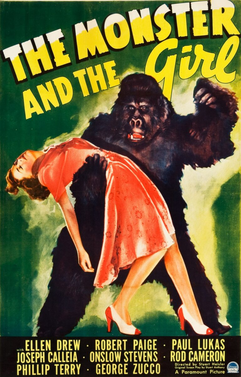 'The Monster and the Girl'