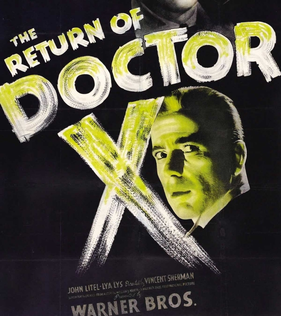 'The Return of Doctor X'
