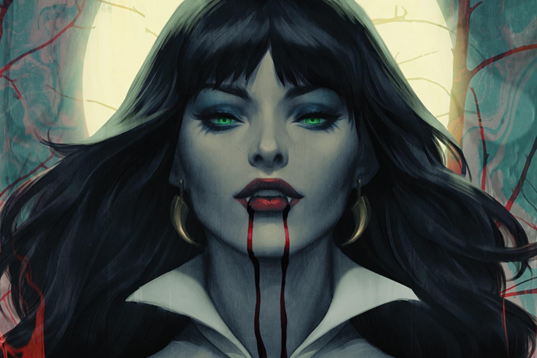 'Vampirella' Radio Plays As A 'Sleeping Beauty' Metaphor