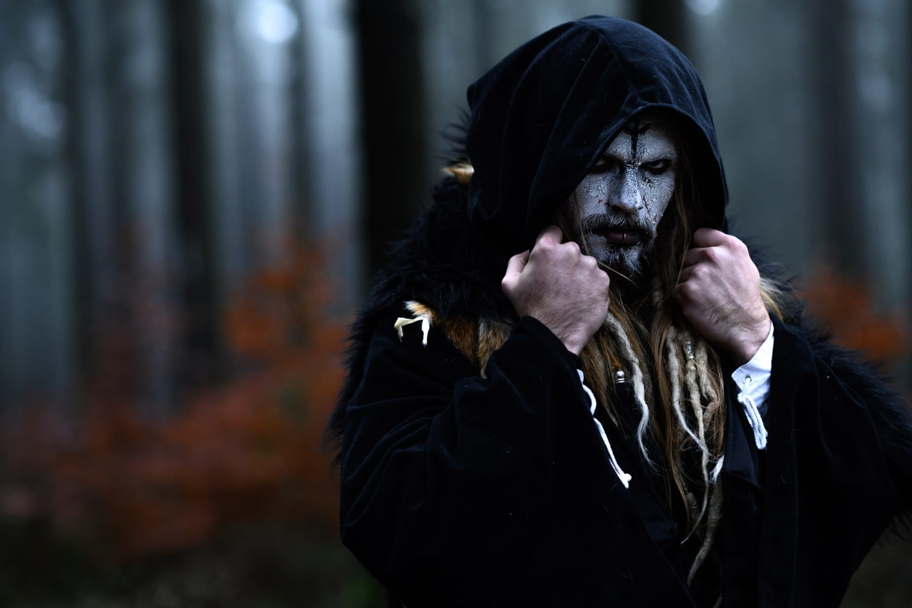 Black Metal takes Norway's Everyday Racisms to the Extreme